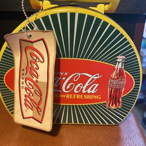 Coke Coca Cola Tins Collectibles Coke's Coca for Sale in Santa Ana, CA
