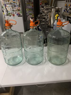 Glass carboys for Sale in Winter Garden, FL