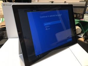 New Microsoft office surface pro 4 for Sale in Vancouver, WA