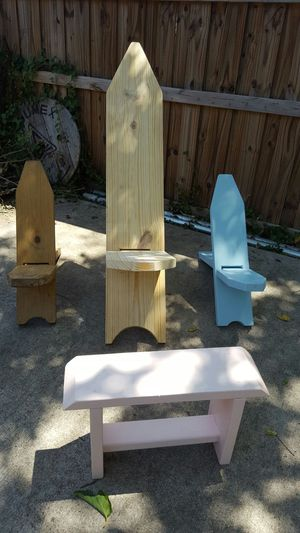 Decks, chairs, tables and patio furniture for Sale in Dallas, TX