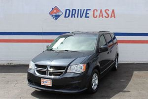 2013 Dodge Grand Caravan SXT for Sale in Dallas, TX