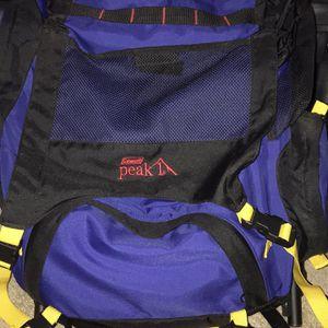 Coleman Peak1 External Frame Backpack for Sale in Franconia, VA