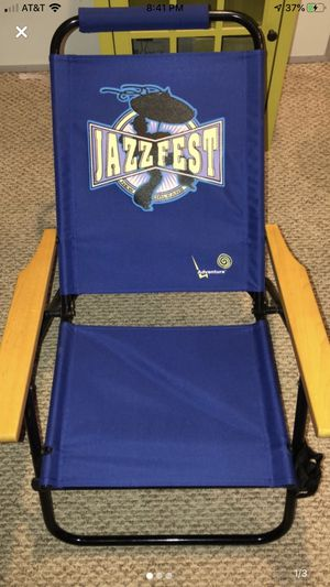NEW BEACH CHAIR for Sale in NO POTOMAC, MD