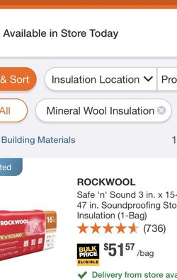 Soundproof Insulation for Sale in Apopka,  FL