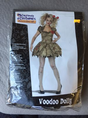 Voodoo doll costume for Sale in San Jose, CA