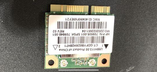 Realtek WiFi 802.11 bgn 1x1 model Rtl 8188188EE for Sale in Orlando,  FL