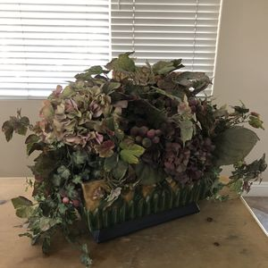 Fake Plant Arrangement with Vase for Sale in Irvine, CA