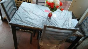 New table and 4 chairs for Sale in Lindsay, CA