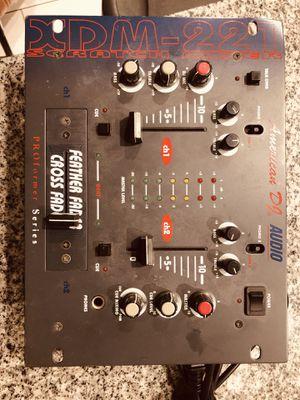 Dj equipment for Sale in Irvine, CA