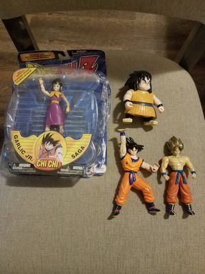 Dragonball Z figurines (take them all for $20) for Sale in Fresno, CA