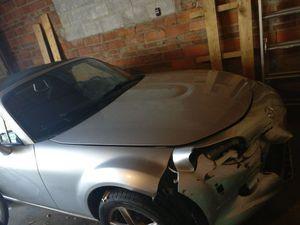 Salvage 2008 Mazda MX5 Miata for Sale in Columbus, OH