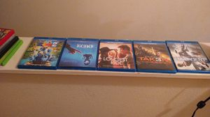 5 movies I will take it to you for Sale in BVL, FL