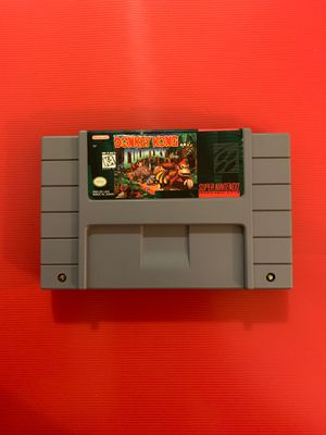 Donkey Kong Country Super Nintendo (untested) for Sale in Worthington, OH