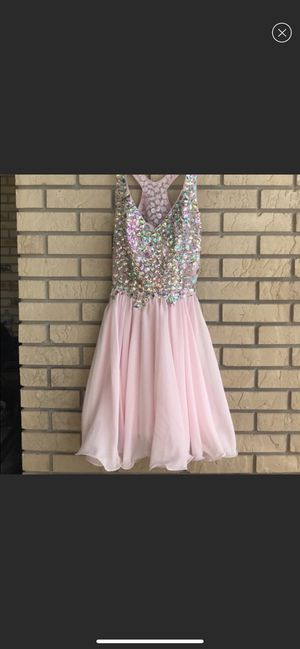 Short Pink Homecoming/Prom Dress for Sale in Haines City, FL