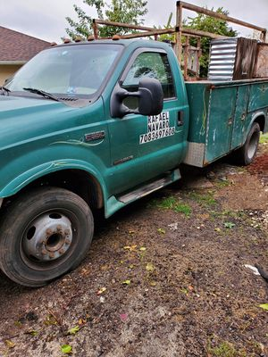 Ford F550 diesel 7.3 for Sale in Joliet, IL