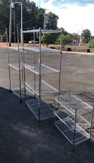 Chrome Baker Racks for Sale in Memphis, TN