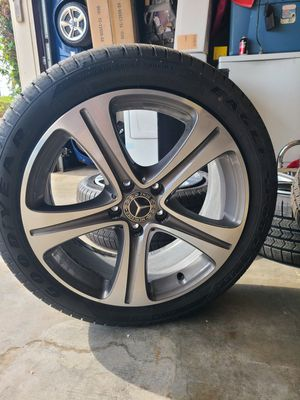 BRAND NEW MERCEDES BENZ 2020 E 350 WHEELS AND TIRES‼️ for Sale in Huntington Beach, CA