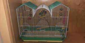 Brand new barely used bird cage for Sale in Norwood, MA