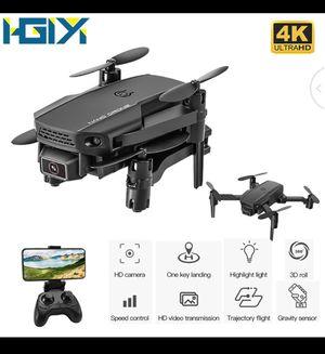 HGIYI KF611 Drone 1080P 4k HD Camera With 2.4g WiFi FPV RC Mini Flight time 10 minutes Quadcopter Foldable Dron Toy M73 E88 for Sale in Turlock, CA