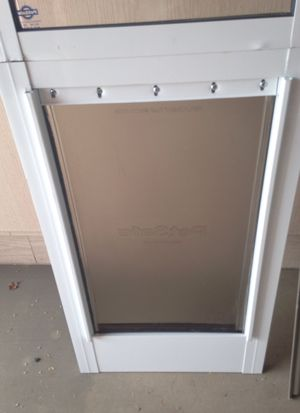 Dog Door tall new for Sale in Gilbert, AZ