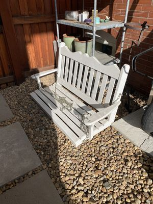 Like new porch swing for Sale in Denver, CO