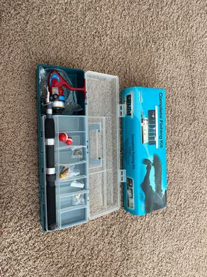 Complete fishing kit by Premium 060-FK for Sale in Denver, CO