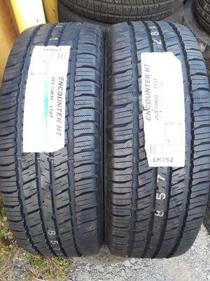 265/70-16 #2 new tires for Sale in Alexandria, VA