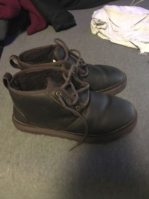 Leather Men UGGS for Sale in Richmond, CA