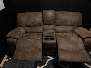 2 Person Reclining Theatre Couch - MUST GO ASAP for Sale in Orlando, FL