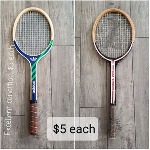 Tennis Rackets, very good condition for Sale in Portland, OR
