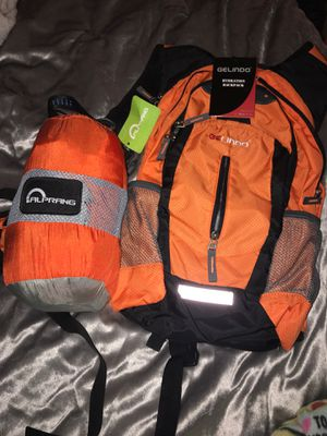 Camping gear (double hammock and hydration backpack) for Sale in Nashville, TN