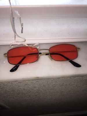 Red Ny sunglasses for Sale in Tampa, FL