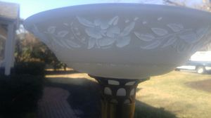 Antique floor lamp with shade. for Sale in North Andover, MA