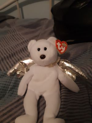 Ty beanie babies, halo ll with brown nose for Sale in North Chesterfield, VA