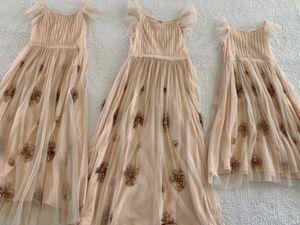 Joyfolie girls dresses- sizes 7, 6 and 3 for Sale in Chandler, AZ