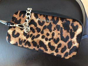 Michael Kors Leopard-Print Belt Bag for Sale in Lakeland, FL