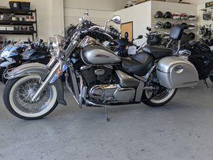 2002 SUZUKI Intruder Volusia VL800 Motorcycle Cruiser | 16,511 Miles for Sale in Millbrae, CA