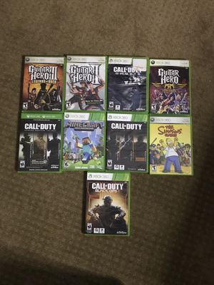 13 Xbox 360 games great condition for Sale in DEVORE HGHTS, CA