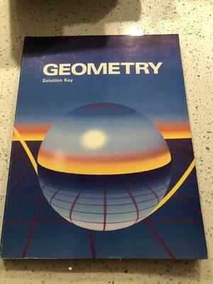 Geometry work book!! (Holt, Rinehart and Winston) for Sale in Artesia, CA