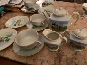 Vintage porcelain tea set for Sale in Beaumont, TX