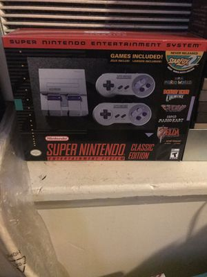 Super Nintendo for Sale in Brooklyn, NY