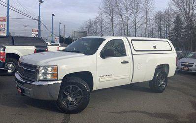 2013 Chevrolet Silverado 1500 for Sale in Everett,  WA