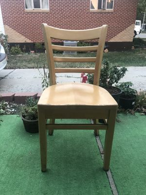 Beautiful wooden chairs for Sale in Thornton, CO
