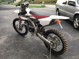 2017 Yamaha YZ250F for Sale in Frederick, MD