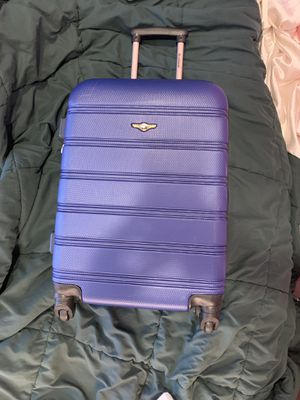 """Rockland ABS 28"""" Expandable Roller Luggage for Sale for sale  New Rochelle, NY"""