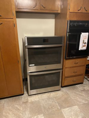 """GE 30"""" Smart Self Clean Built-In Double Wall Oven for Sale in Camp Hill, PA"""