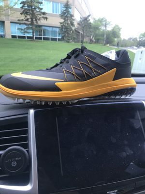 Nike Lunar Control Golf shoes size 11 for Sale in Overland Park, KS