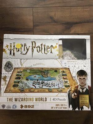Harry Potter puzzle for Sale in Escondido, CA