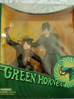 The Green Hornet. Collectible Figures. 1960s TV Show for Sale in Claremont,  CA