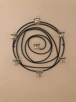 Wall Mounted Candle Holder for Sale in Sterling, VA